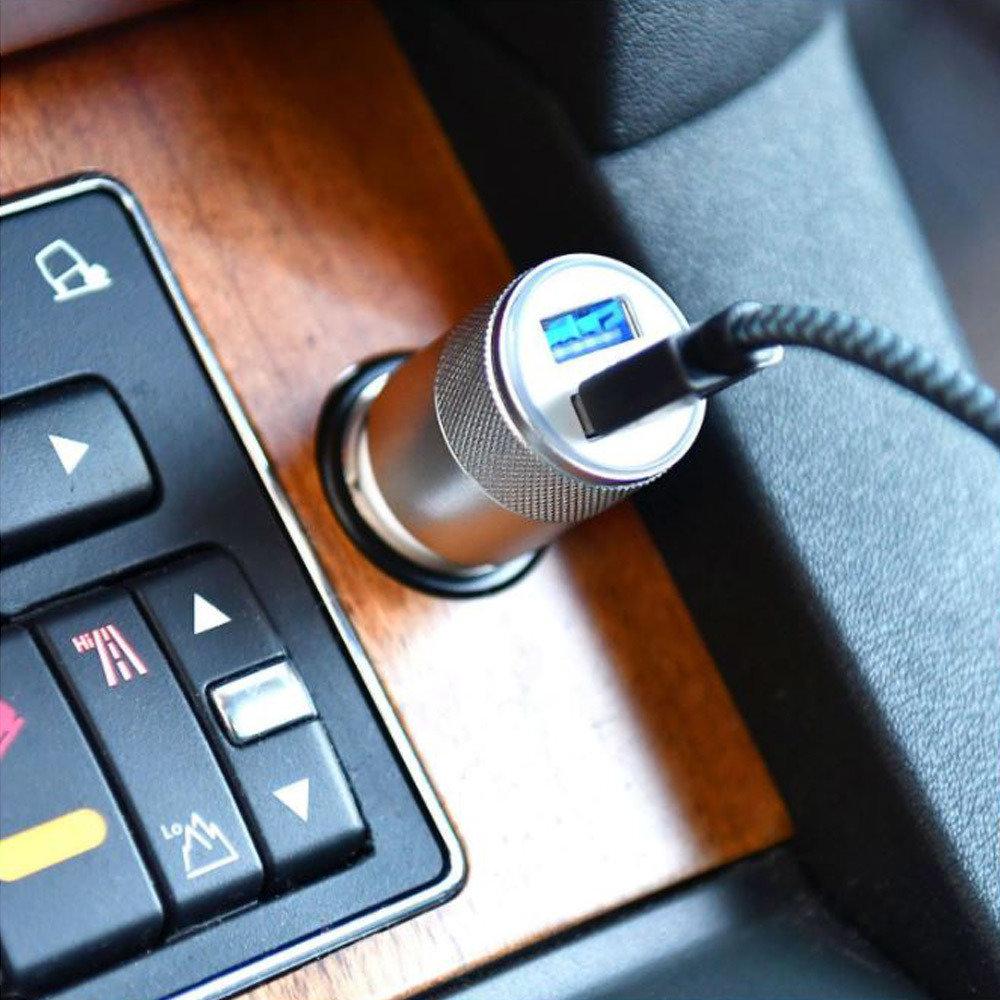 Chargeur double USB pour voiture-11