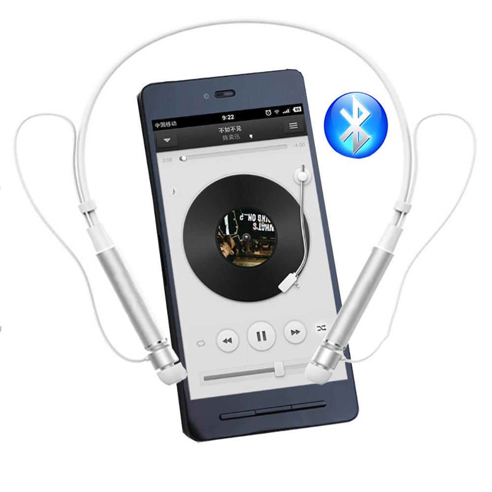 Casque Bluetooth intra-auriculaire TM-770 -Blanc-11
