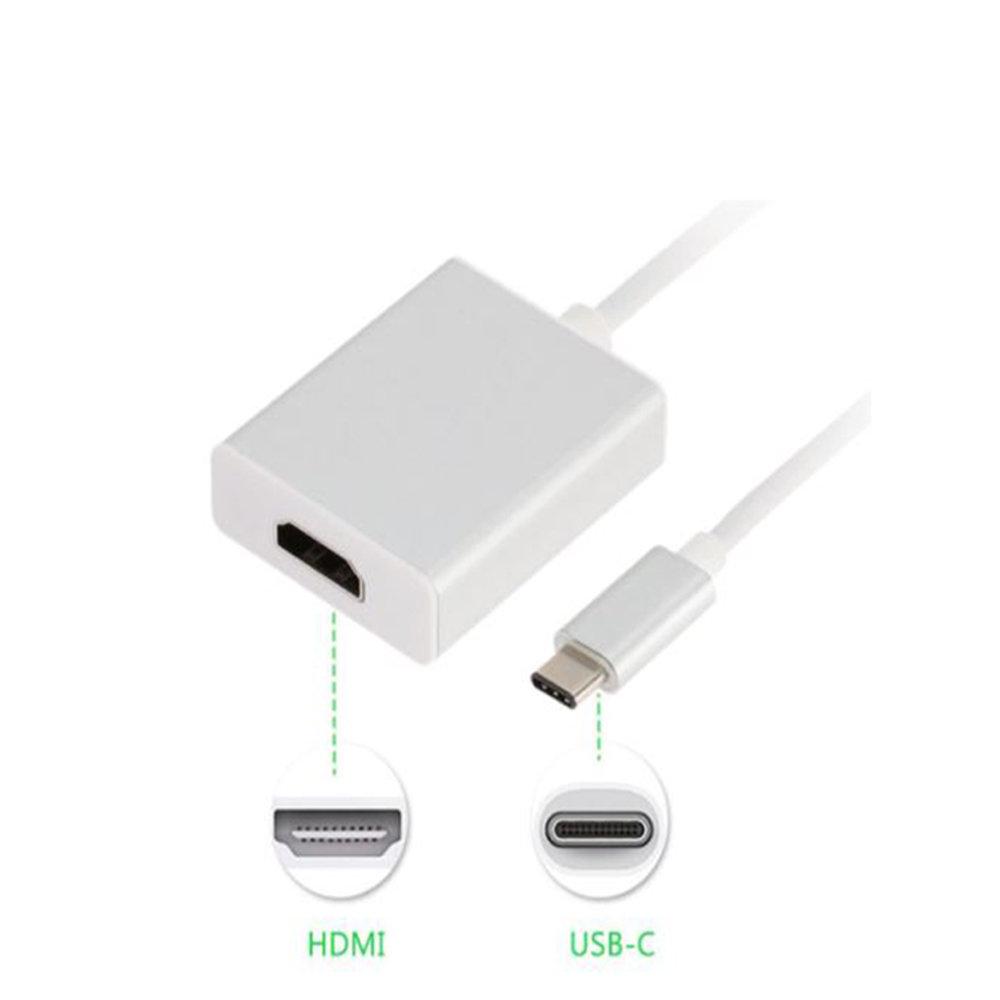 adaptateur USB 3.1 type c vers HDMI -12