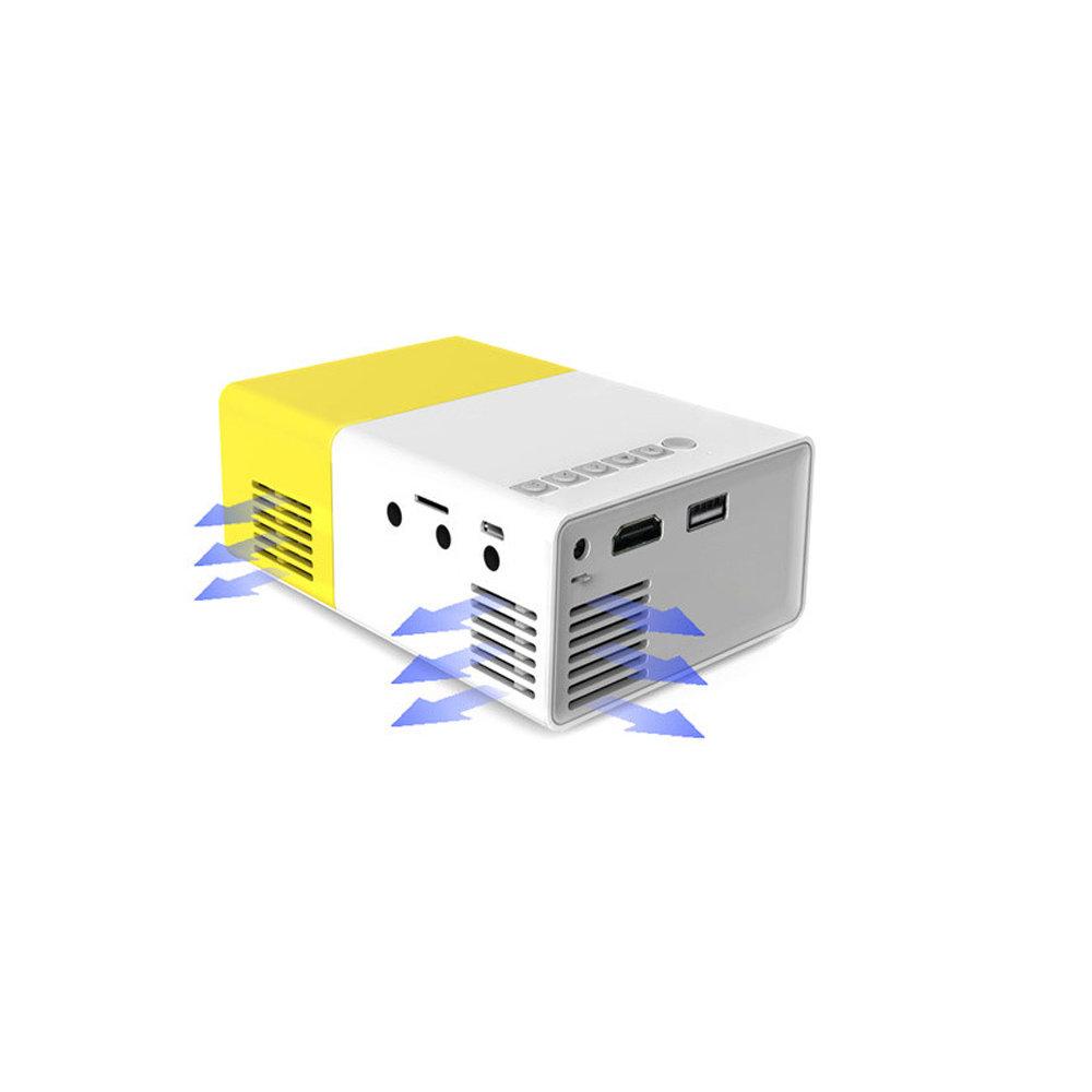 mini projecteur LED portable-12