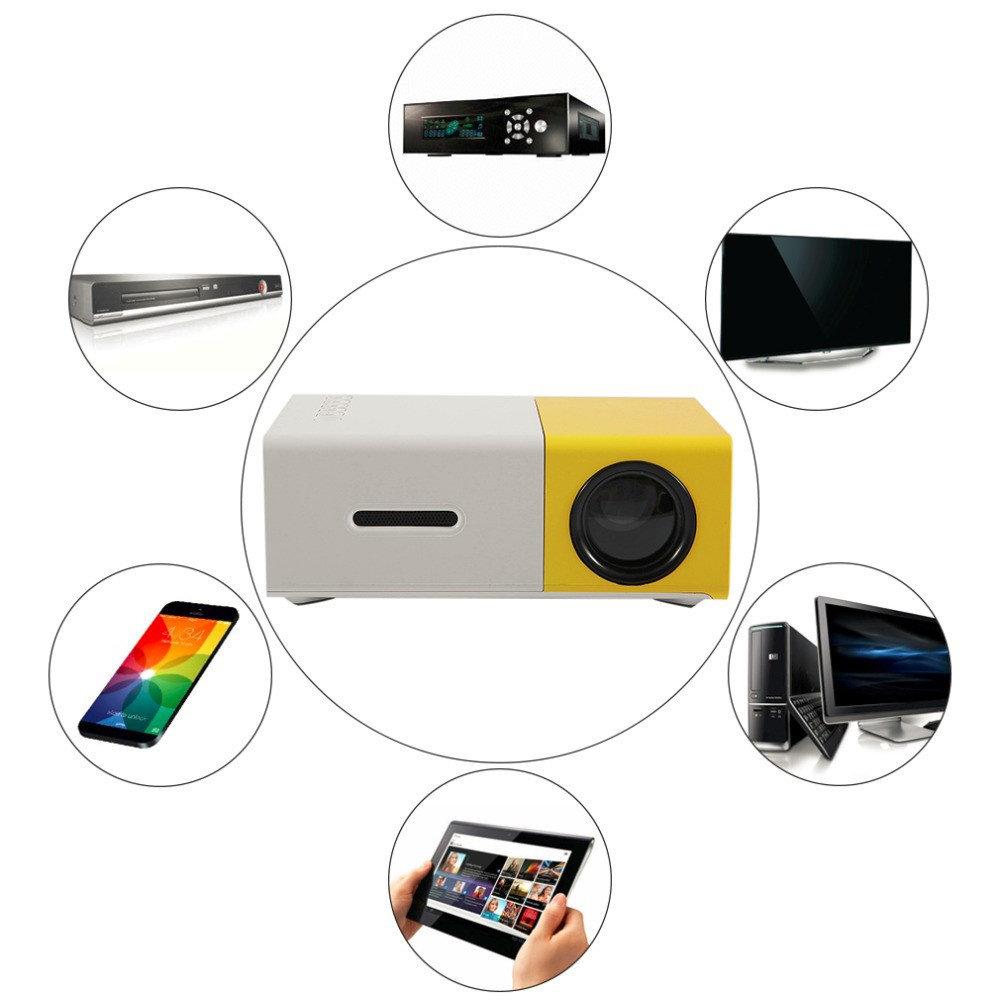 mini projecteur LED portable-13