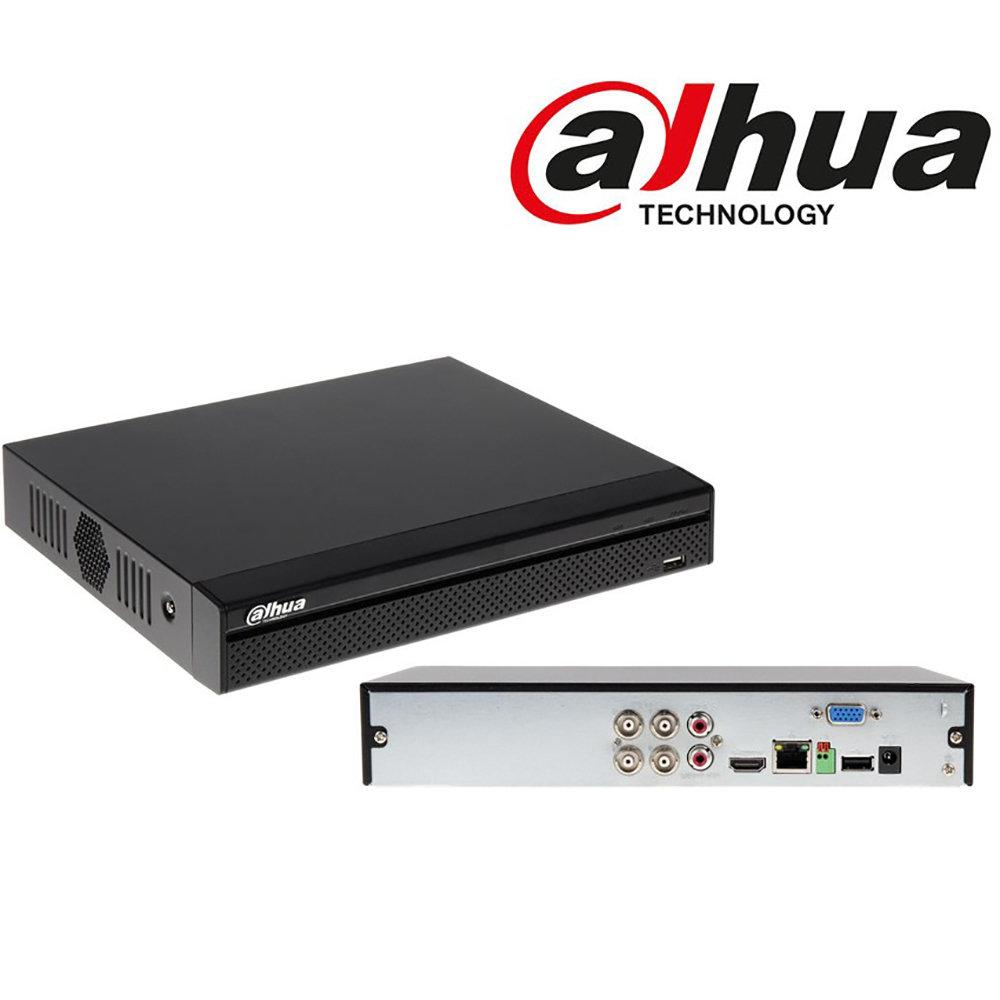 XVR DHUA haute définiton pour 4 caméras de sécurité-12