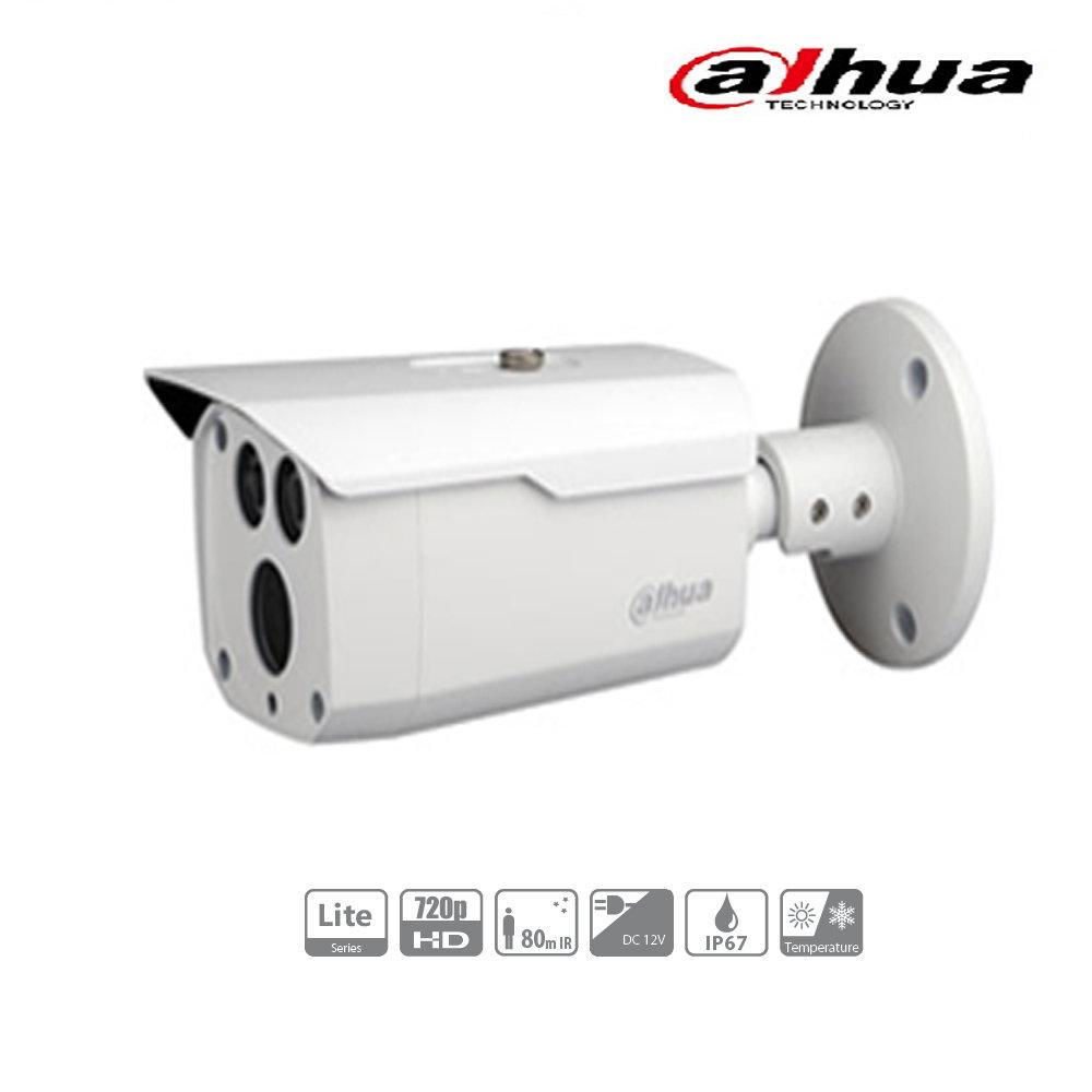 Caméra HDCVI DAHUA métallique 1MP avec 2 LED-11