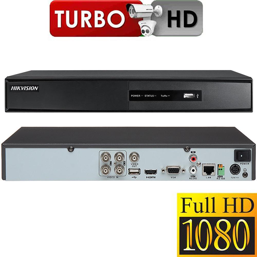 Enregistreur vidéo DVR HikVision 4 canaux-12