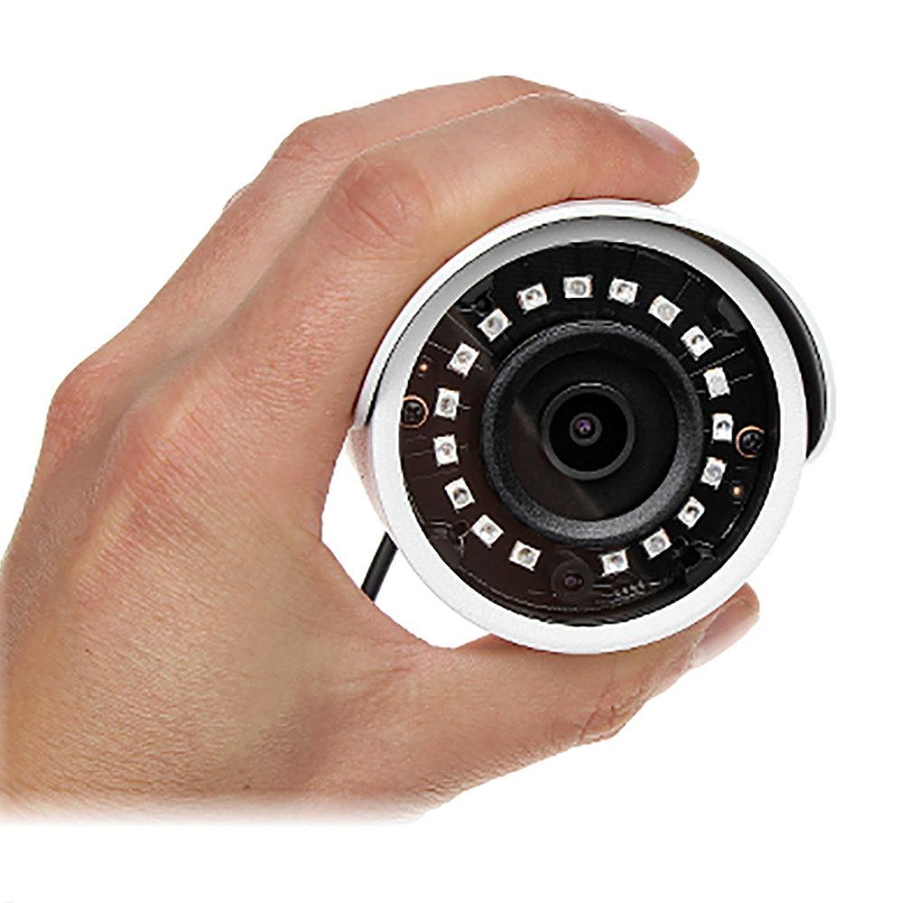 Caméra HDCVI Dahua métallique 1MP CMOS-11