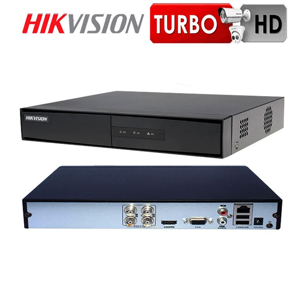 DVR HikVision DS-7200 Series pour 4 caméras de sécurité-12