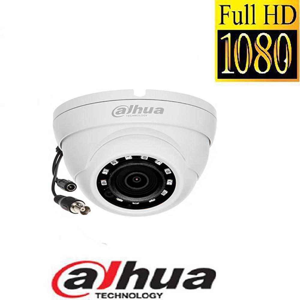 Caméra HDCVI DAHUA métallique 2mp
