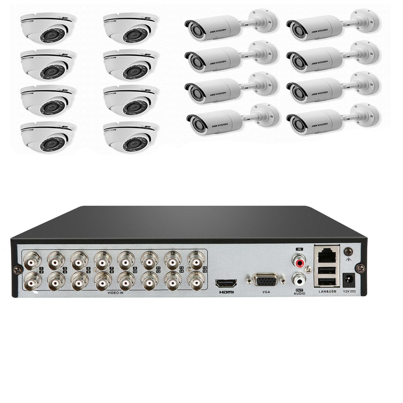 DVR HikVision DS-7200 Series pour 16 caméras CCTV-11