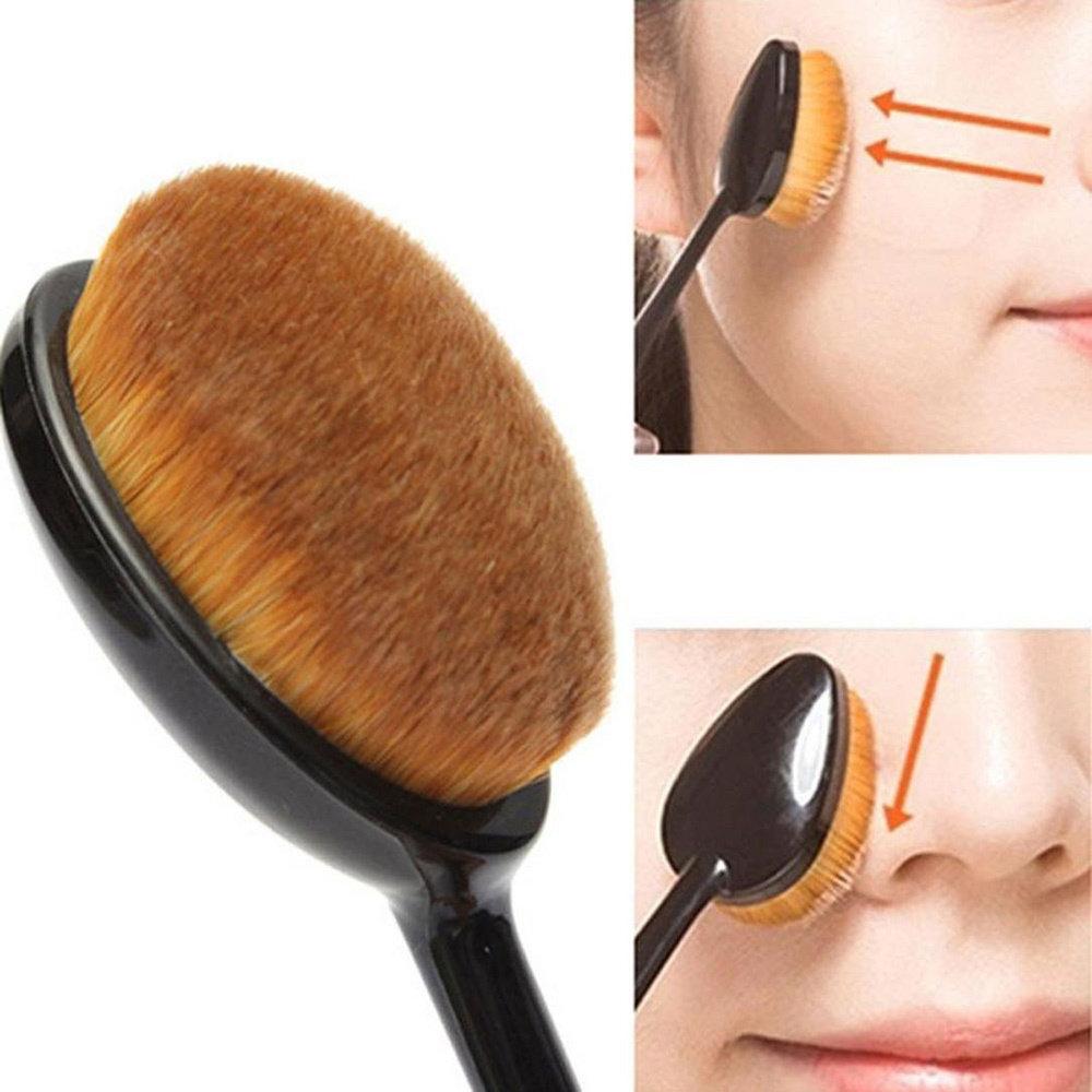 Kit de 5 pinceaux de maquillage Professionnel-12