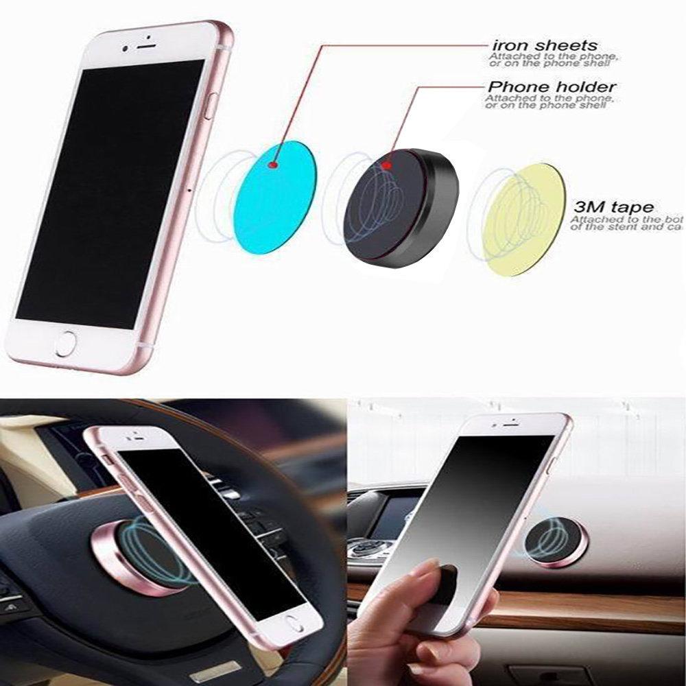 Support magnétique universel de voiture pour smartphone-21