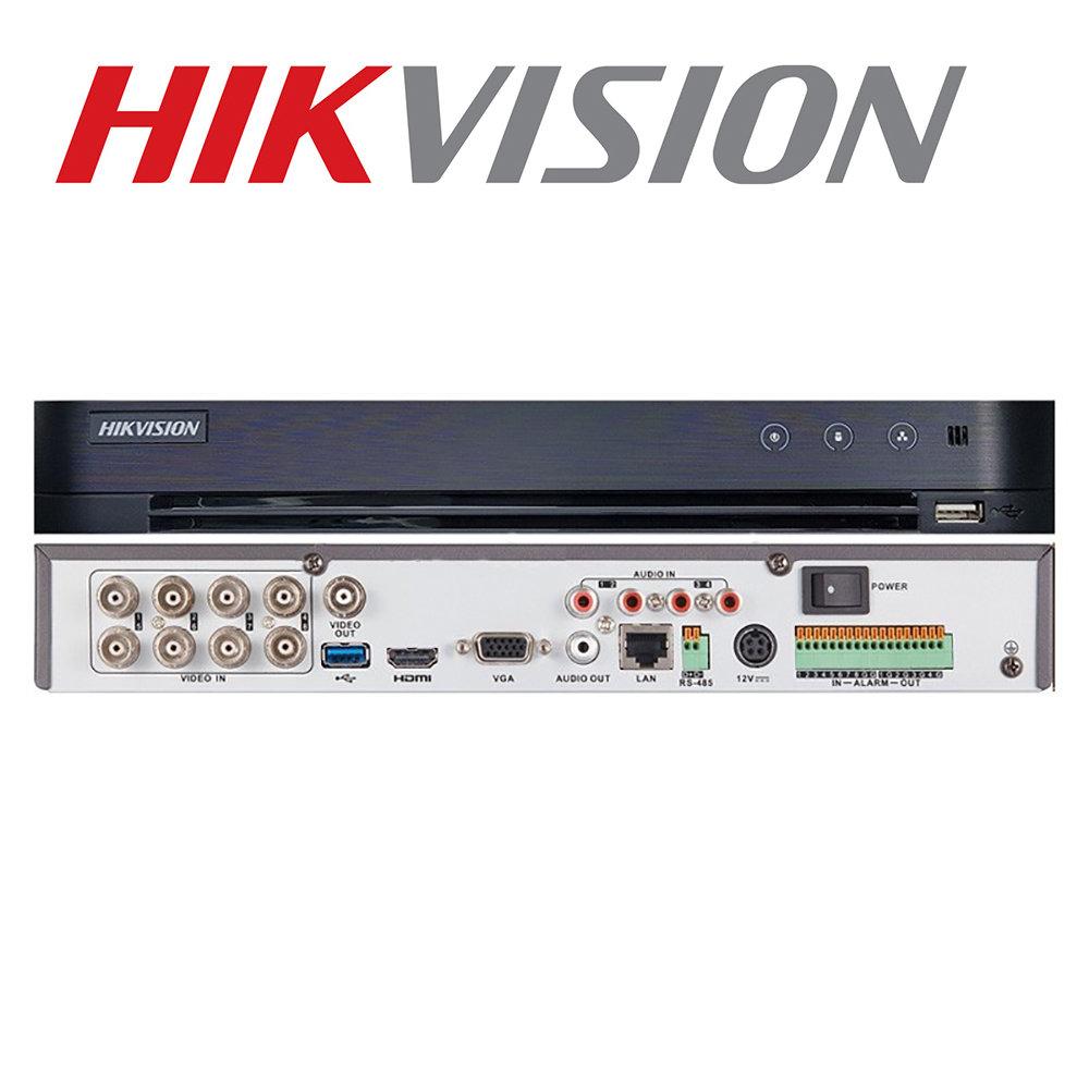 Enregistreur vidéo DVR HikVision 8 canaux 5MP-12