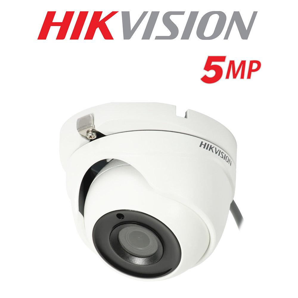 Caméra de sécurité HikVision 5MP CMOS-11