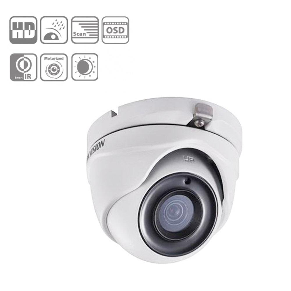 Caméra de sécurité HikVision 5MP CMOS-12