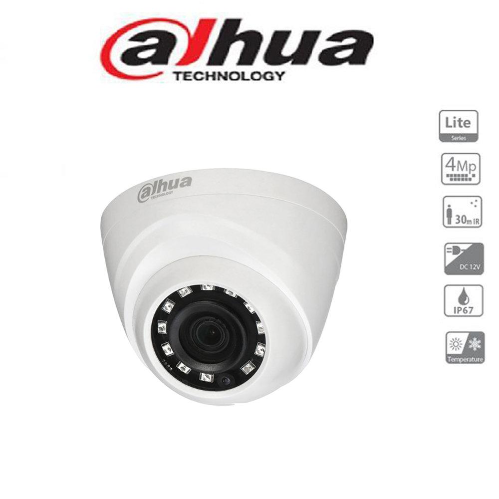 Caméra HDCVI DAHUA métallique 4MP-11