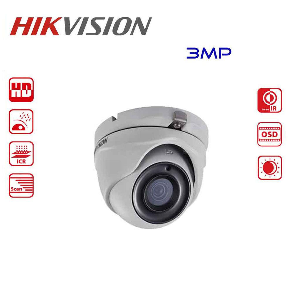 Caméra de sécurité HikVision 3MP CMOS-21