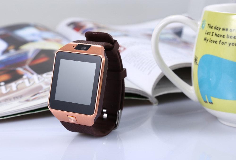 accessoires smartphones - smartwatch dz09