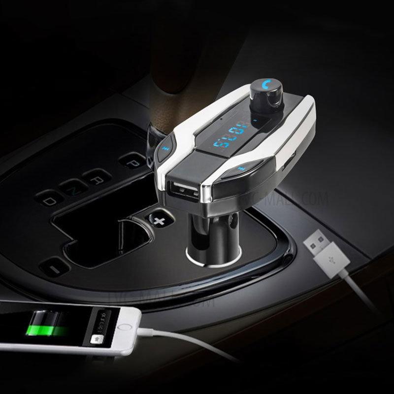 image X7 kit mains libres Bluetooth pour voiture multifonction 2