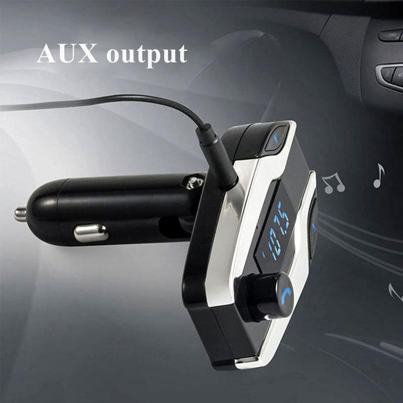 image X7 kit mains libres Bluetooth pour voiture multifonction 3