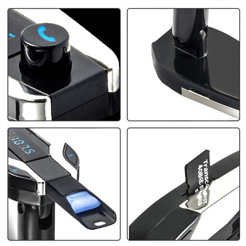 image X7 kit mains libres Bluetooth pour voiture multifonction 6