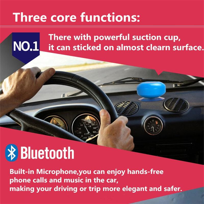 accessoires smartphone - bluetooth speaker haut-parleur 3