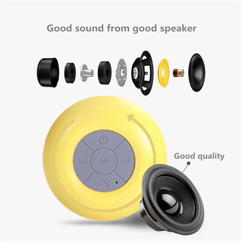 accessoires smartphone - bluetooth speaker haut-parleur 4