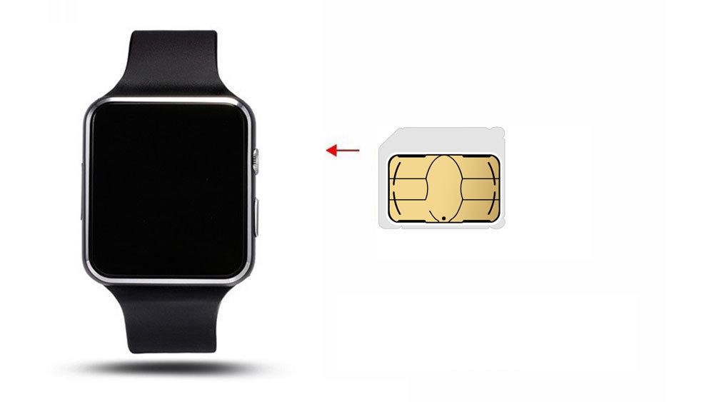 accessoires smartphones - Montre intelligente connectée Smartwatch X6 14