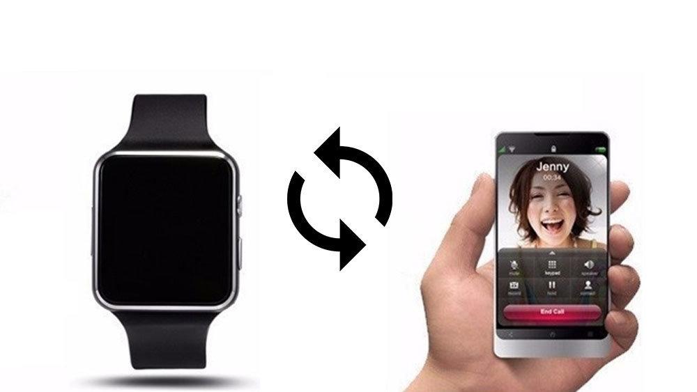 accessoires smartphones - Montre intelligente connectée Smartwatch X6 16