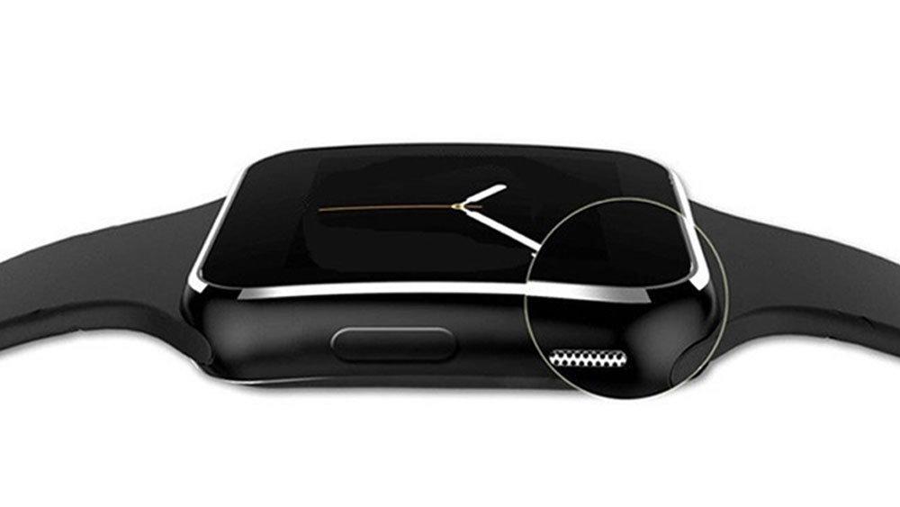 accessoires smartphones - Montre intelligente connectée Smartwatch X6 15