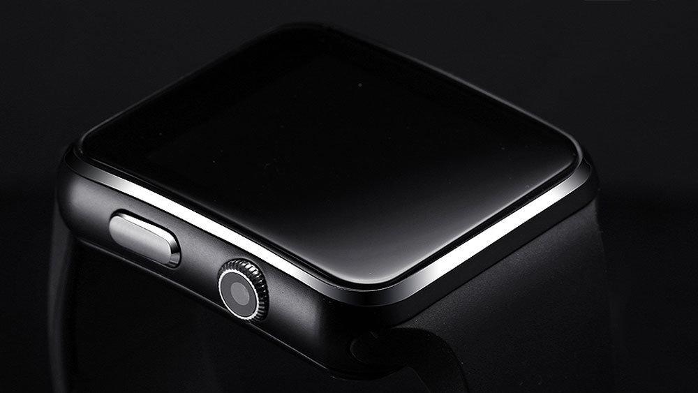 accessoires smartphones - Montre intelligente connectée Smartwatch X6 18