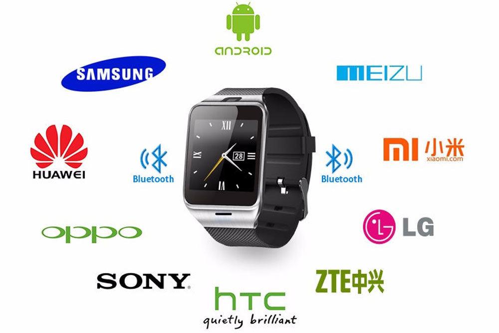 accessoires smartphone - Montre intelligente connectée & telephone - Smartwatch Aplus GV18 3