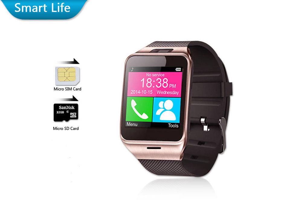 accessoires smartphone - Montre intelligente connectée & telephone - Smartwatch Aplus GV18 4