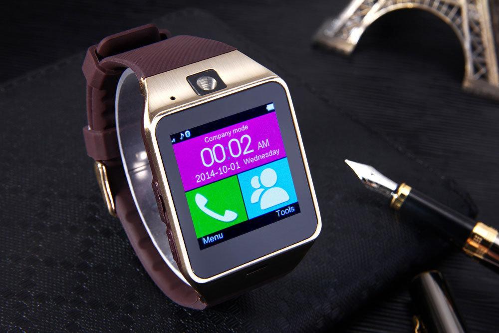 accessoires smartphone - Montre intelligente connectée & telephone - Smartwatch Aplus GV18 9