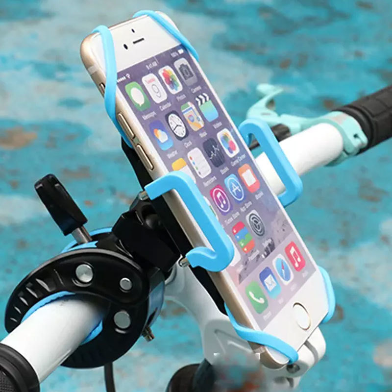 accessoires smartphones - bicyclette et motocycle smartphone support