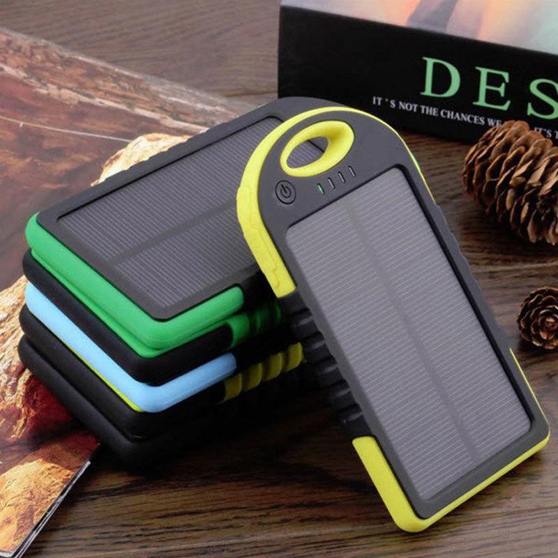 accessoires smartphones - chargeur solaire et powerbank 4