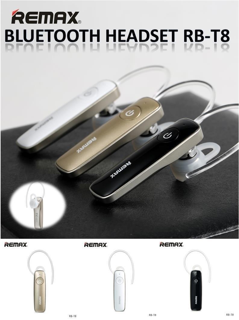 accessoires smartphone - Oreillette Bluetooth REMAX 2