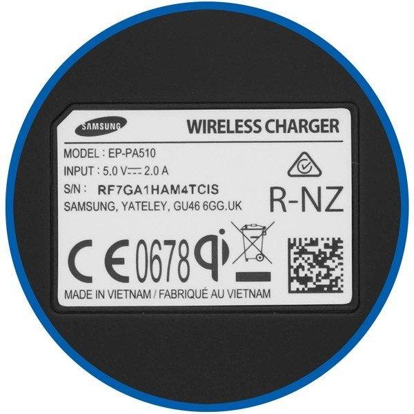 accessoire smartphone - Chargeur sans fil Samsung PAD TYPE - 6