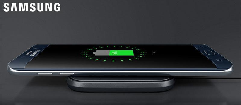 accessoire smartphone - Chargeur sans fil Samsung PAD TYPE - 1