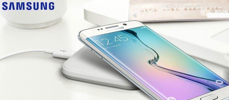 accessoire smartphone - chargeur sans fil induction qi samsung - 1