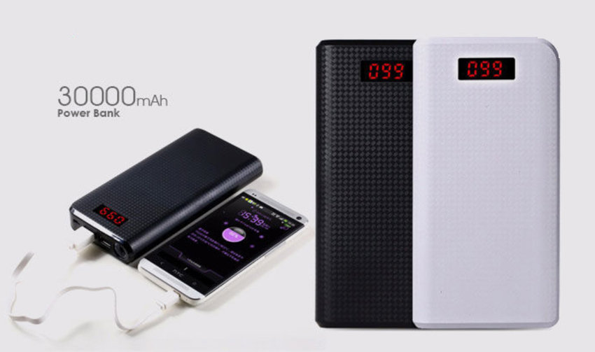 Power-bank Proda 30000 mAh 1
