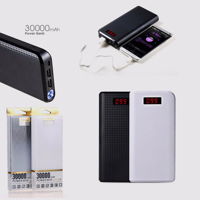 Power-bank Proda 30000 mAh 2