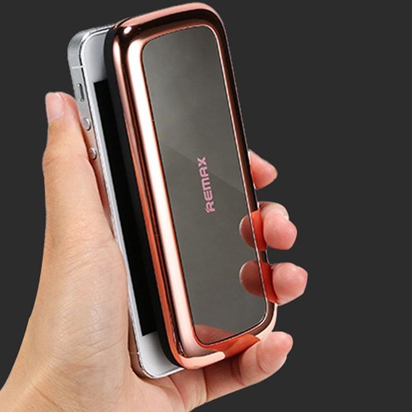 accessoires smartphone - Power-bank Remax 5500mAh batterie externe - 11