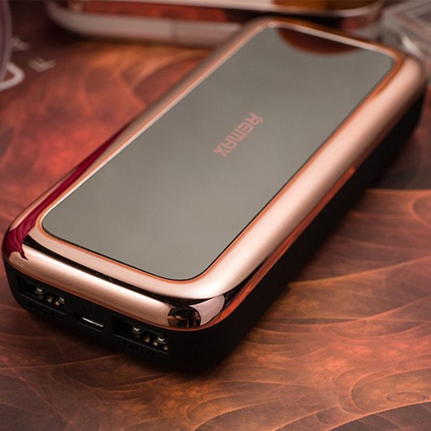 accessoires smartphone - Power-bank Remax 5500mAh batterie externe - 12