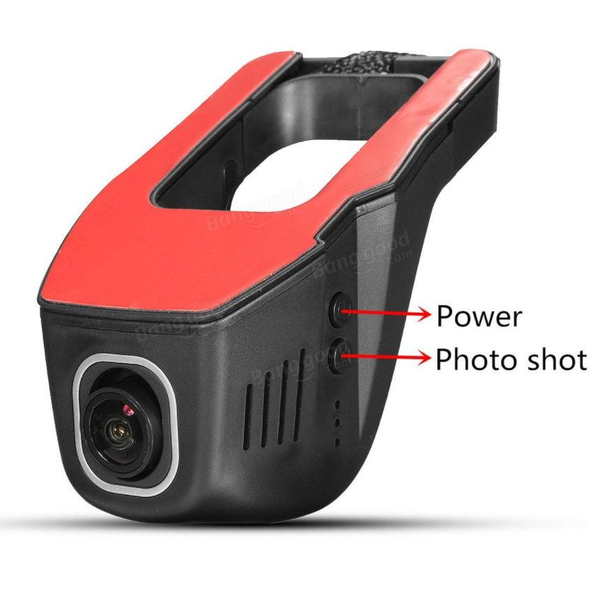 Caméra embarquée Dashcam WIFI HD 1080p application mobile - accessoire voiture - 15