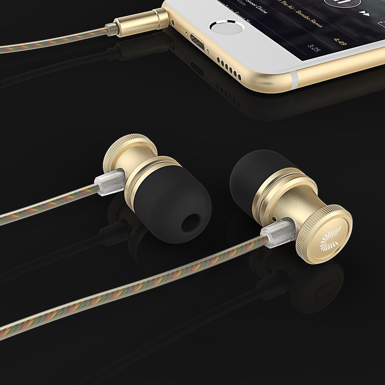 Ecouteur UiiSii US80 - Gold - accessoires-smartphones - 2