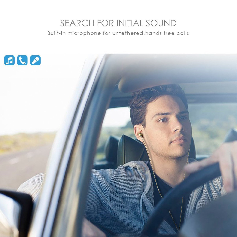 Ecouteur UiiSii US80 - Gold - accessoires-smartphones - 5