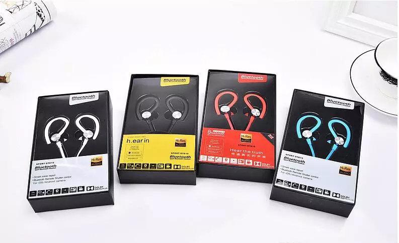accessoires smartphone - Ecouteur Bluetooth avec microphone Sport OTE10 8