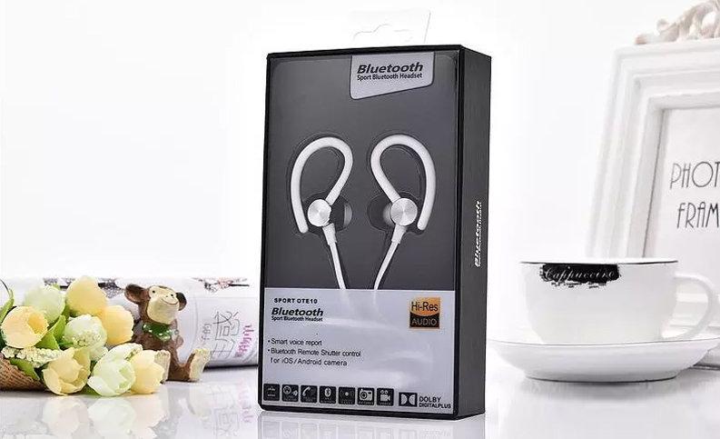 accessoires smartphone - Ecouteur Bluetooth avec microphone Sport OTE10 7