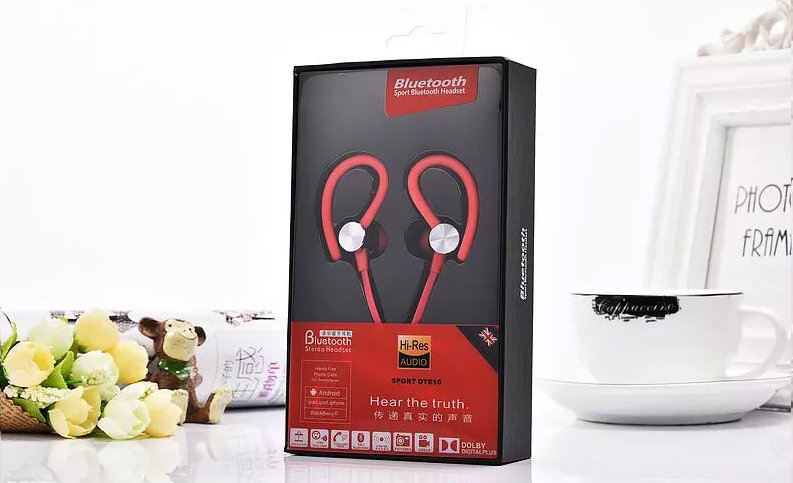 accessoires smartphone - Ecouteur Bluetooth avec microphone Sport OTE10 6