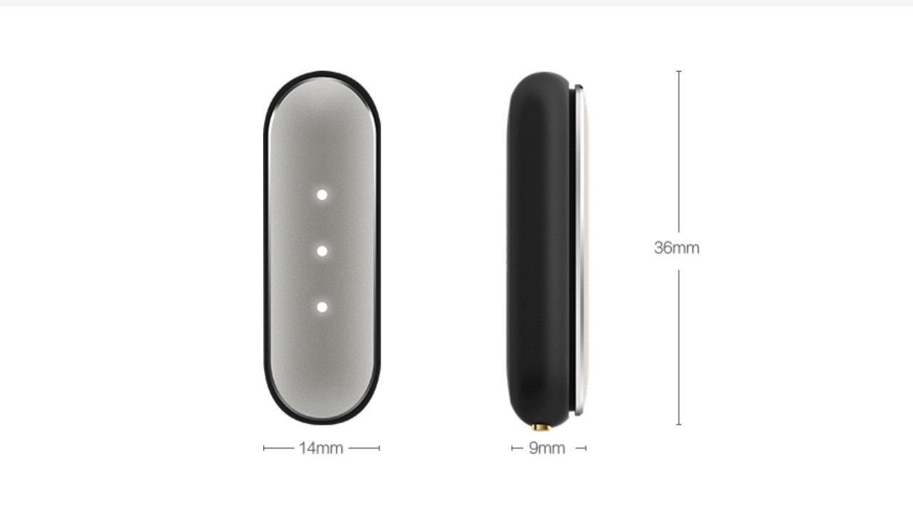 accessoire smartphone - bracelet bluetooth Xiaomi Mi Band 14