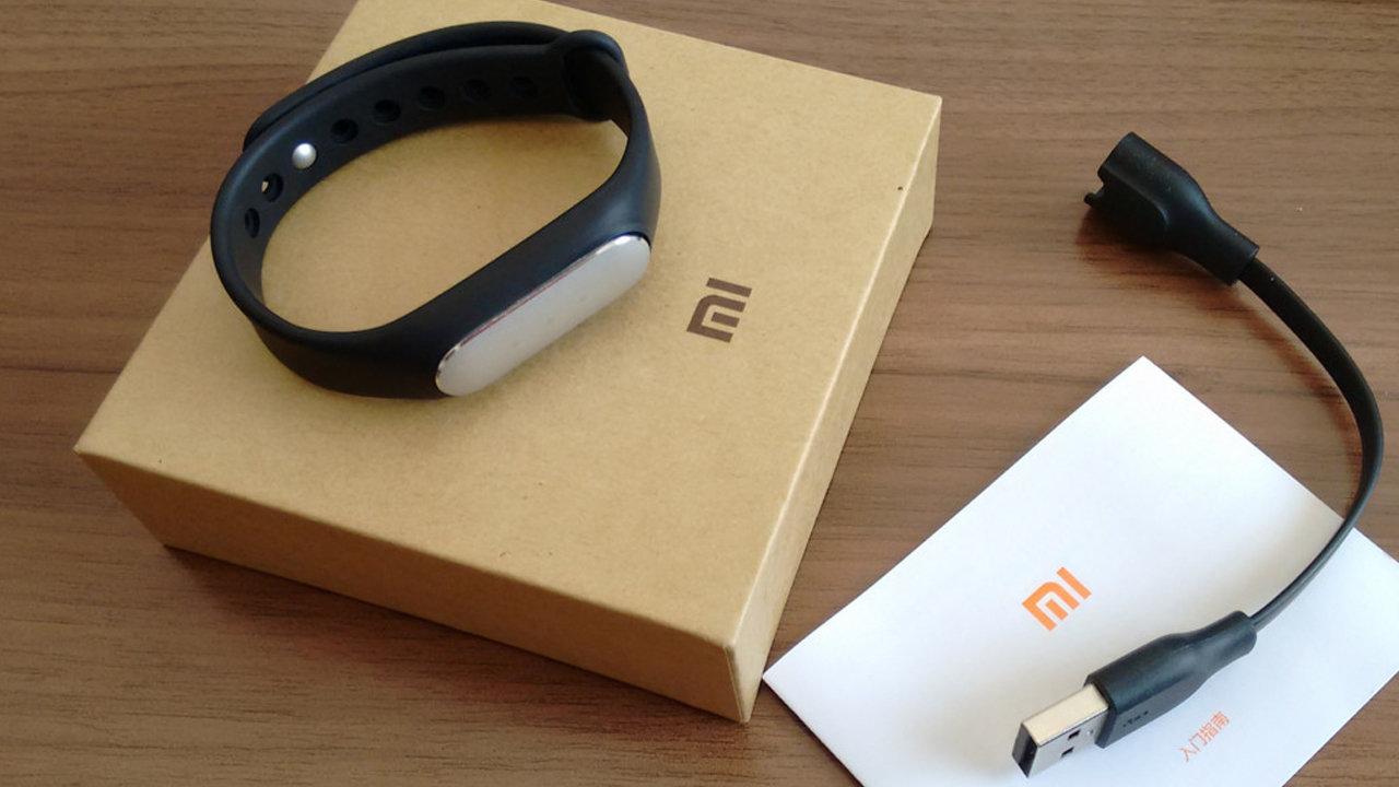 accessoire smartphone - bracelet bluetooth Xiaomi Mi Band 110